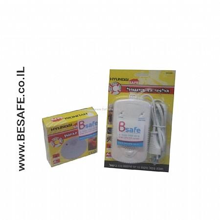 בלתי רגיל דיל: עש-גז! גלאי עשן GPT HS103 +גלאי גז בישול גפ''מ. | גלאי עשן IQ-31
